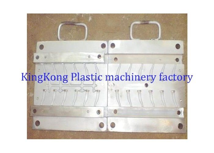 PVC / TPR Sandal Upper Mould , PVC Strap Mold For Flip Flop Injection Machine