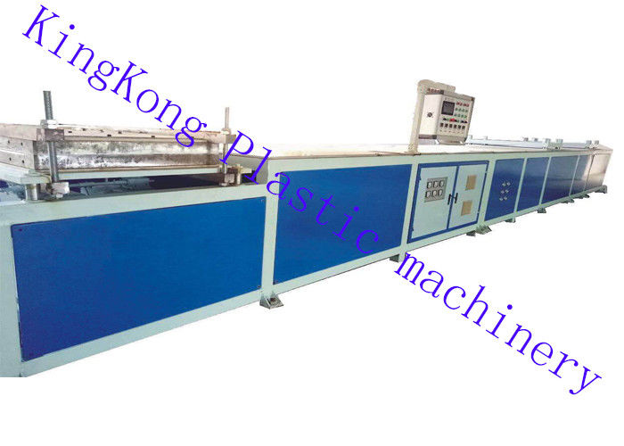 FRP Channels Fiberglass Pultrusion Machine , Fiberglass Sheet Extrusion Machine